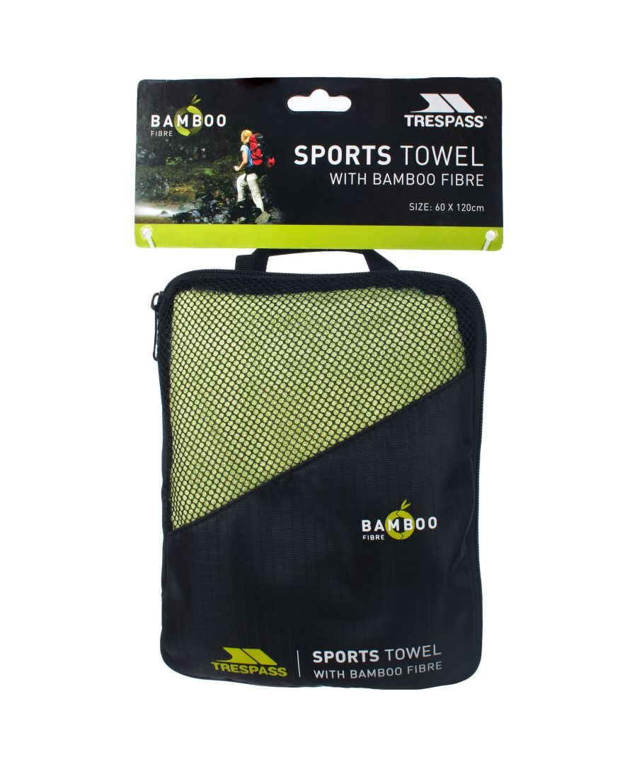 Image for Trespass Wickerman Bamboo Sports Towel