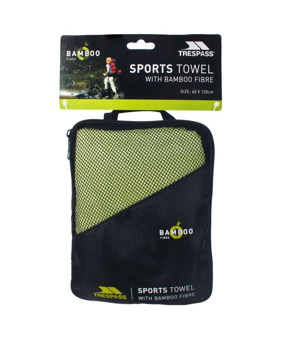 Image for Trespass Wickerman Bamboo Sports Towel
