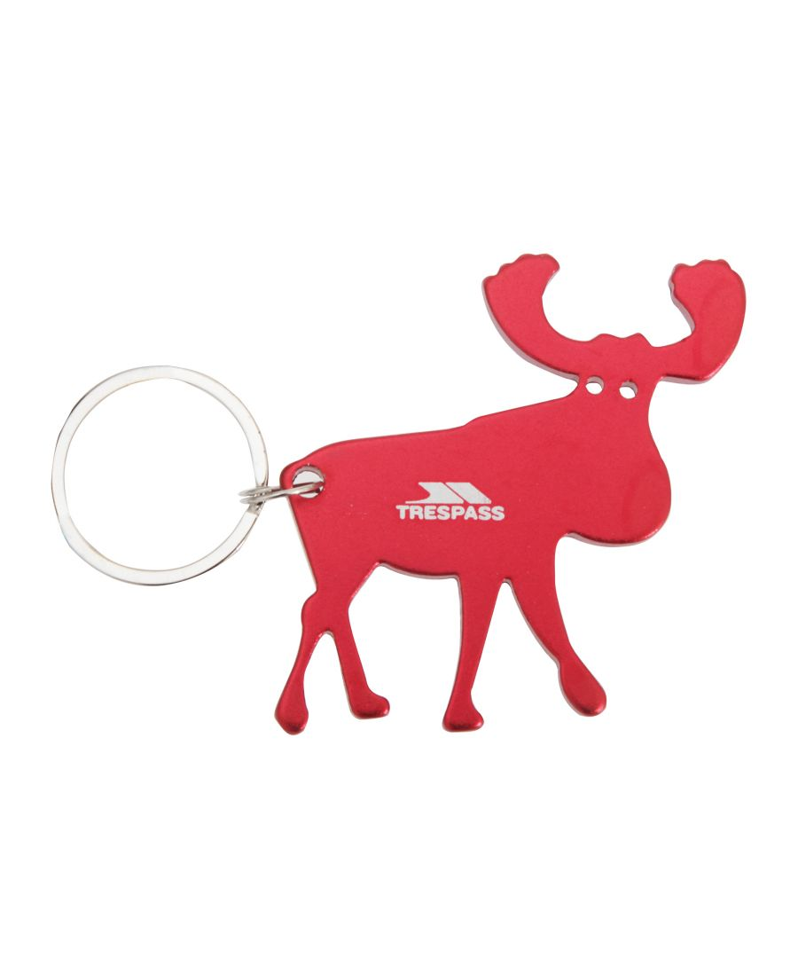 Image for Trespass Vamoose Keyring And Bottle Opener (Red)