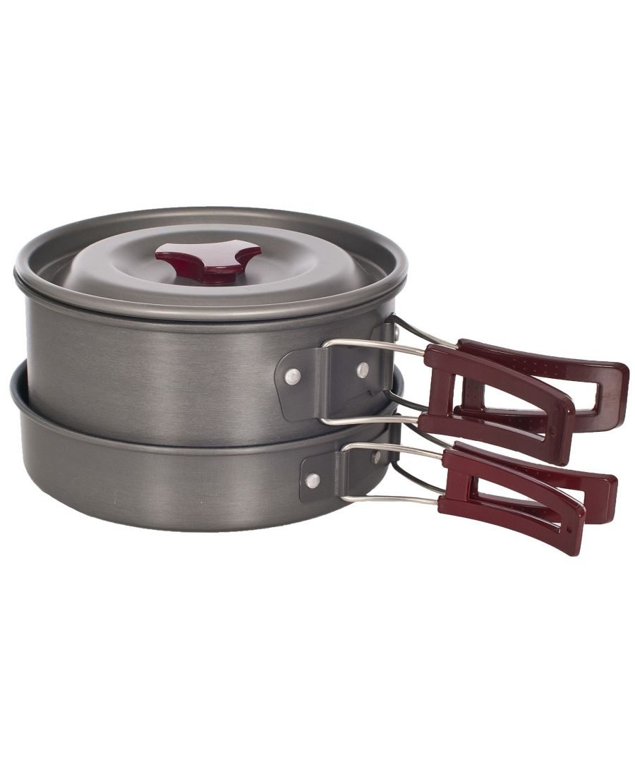 Image for Trespass Reheat Camping Cooking Set