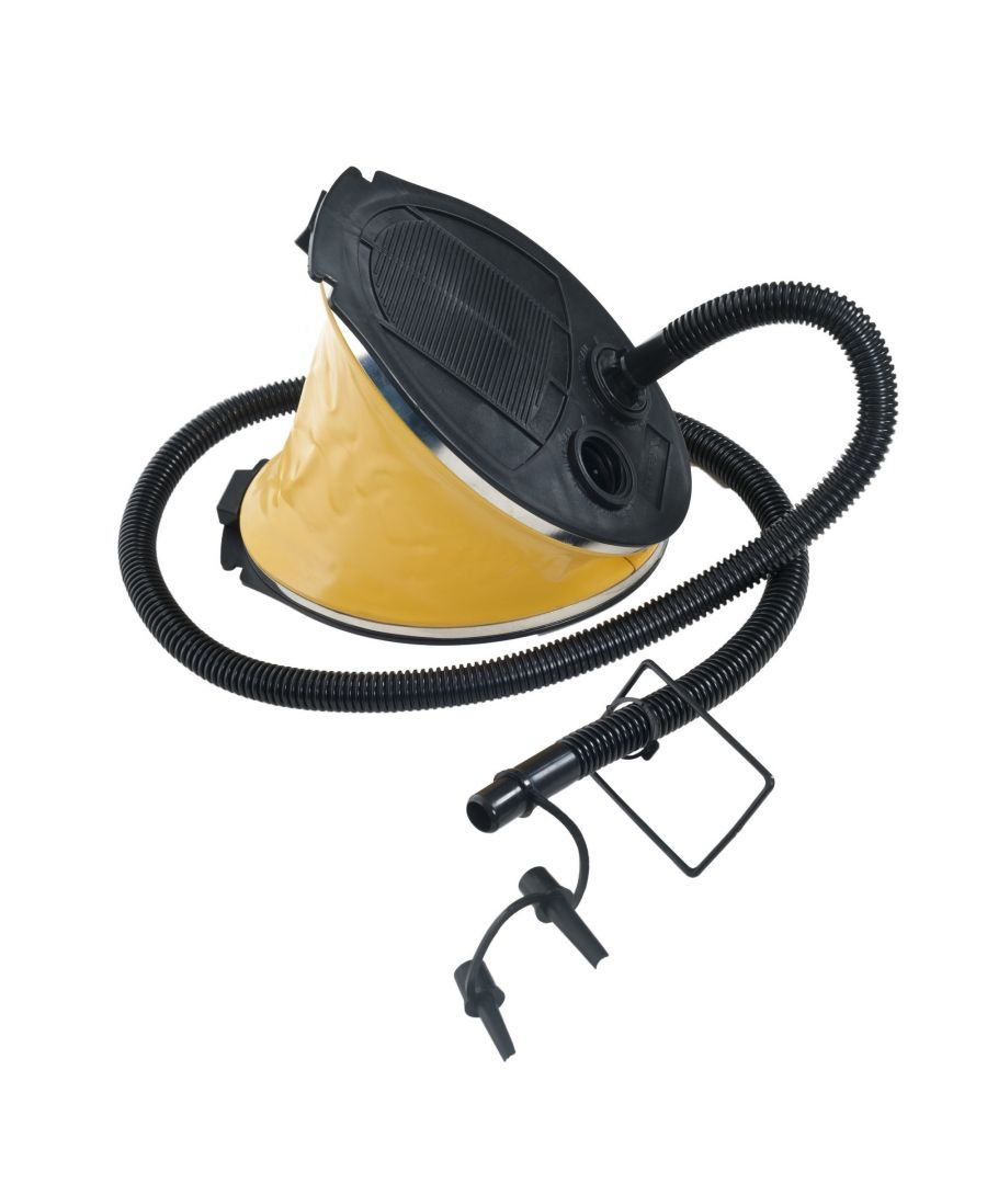 Image for Trespass Newmatic Foot Pump