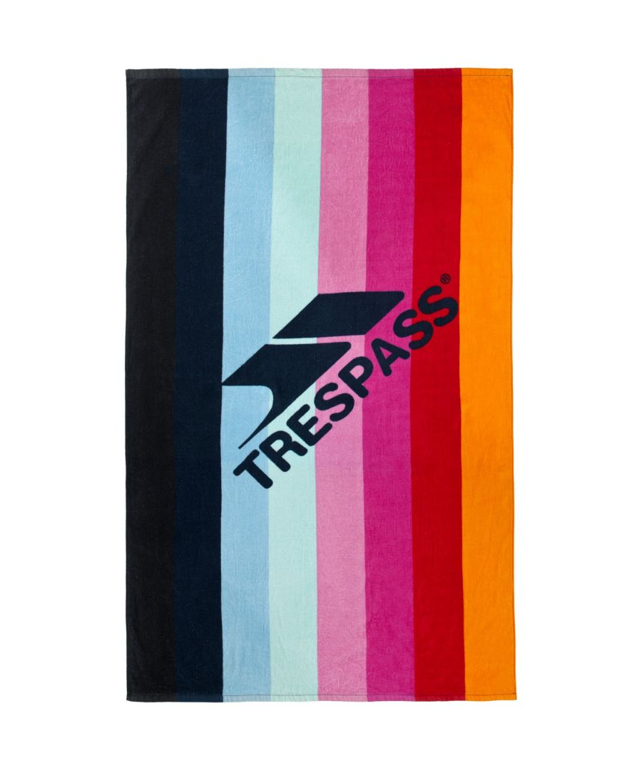 Image for Trespass Splicer Cotton Beach Towel