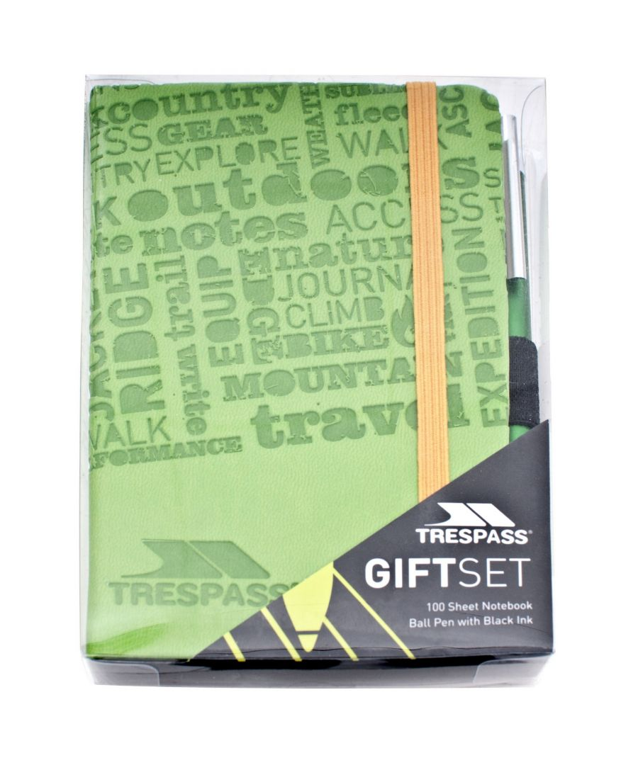 Image for Trespass Jot Pad And Pen Giftbox