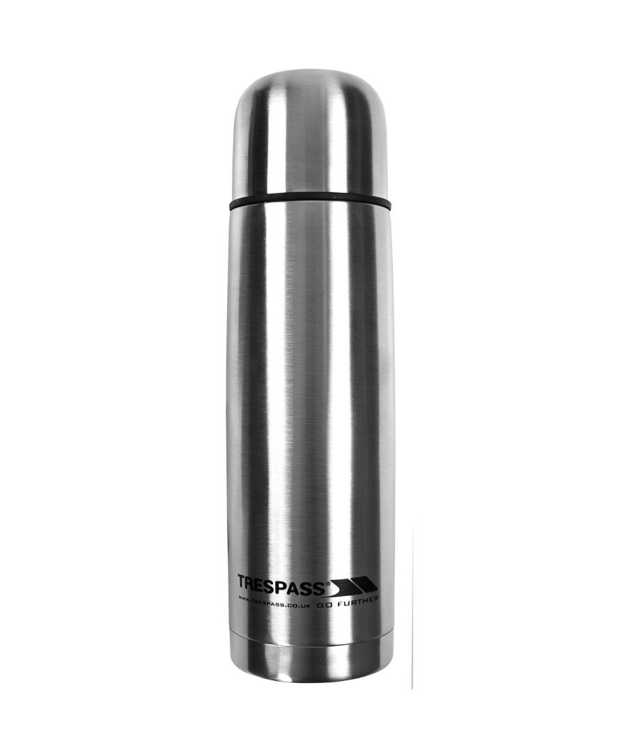 Image for Trespass Thirst 50X Stainless Steel Flask (500ml)