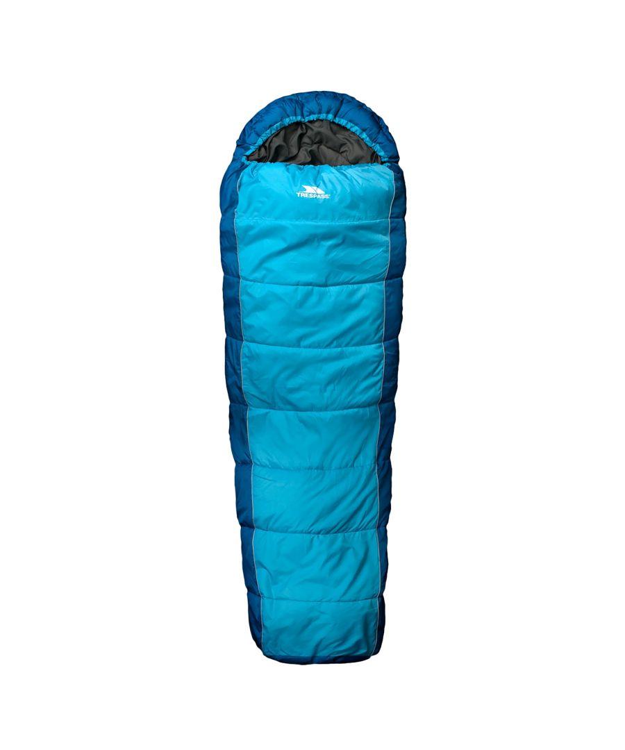 Image for Trespass Echotec Hollow Fibre 4 Season Sleeping Bag