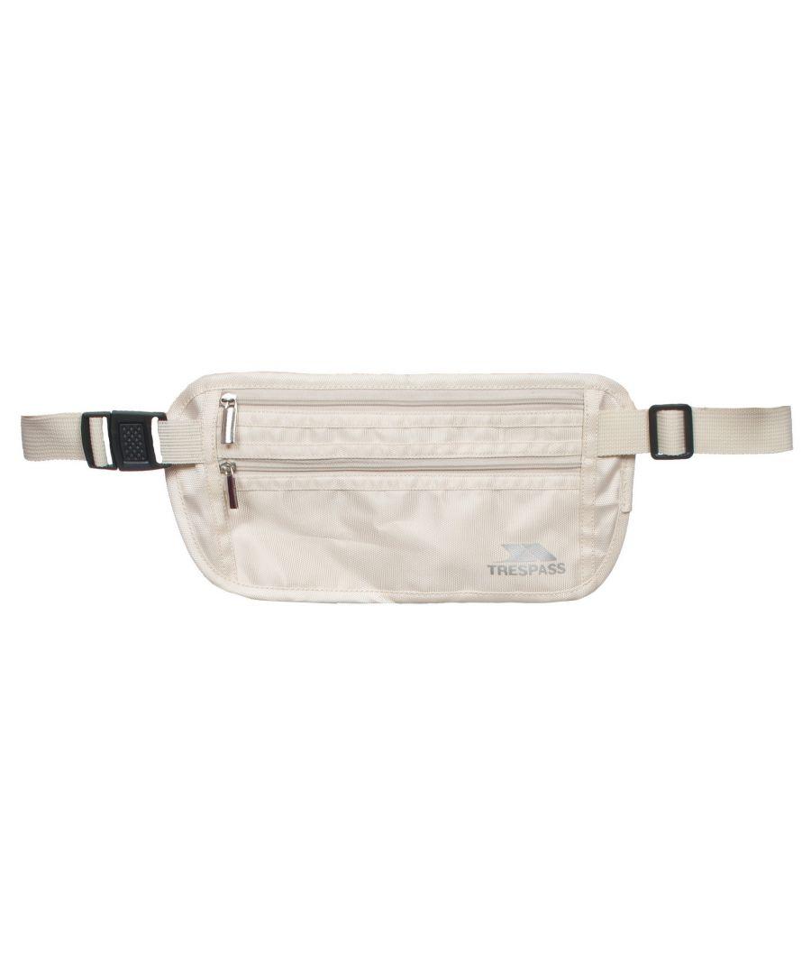 Image for Trespass Safeguard Money Belt/Waistbag (Parchment)