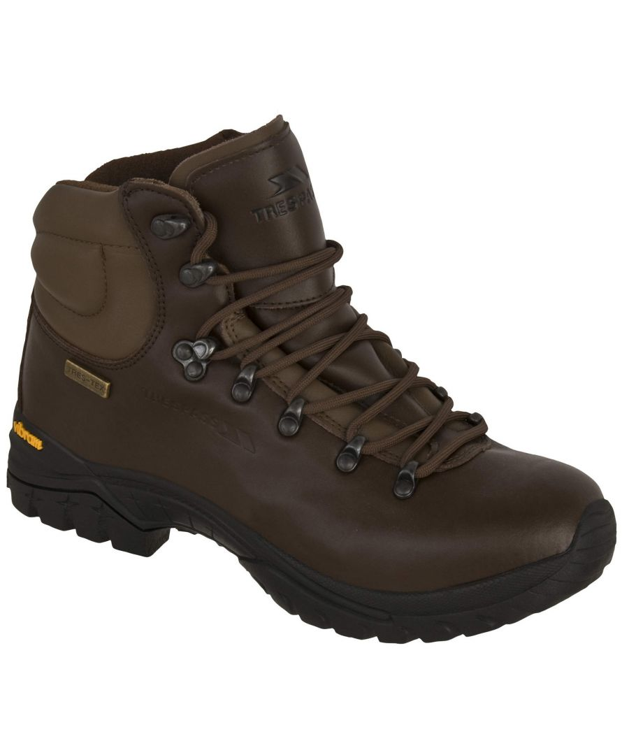 Image for Trespass Walker Youths Boys Waterproof Leather Walking Boots
