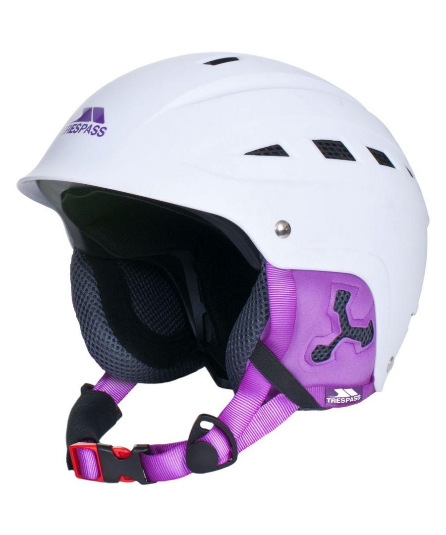 Image for Trespass Womens/Ladies Davenport Winter Snow Helmet