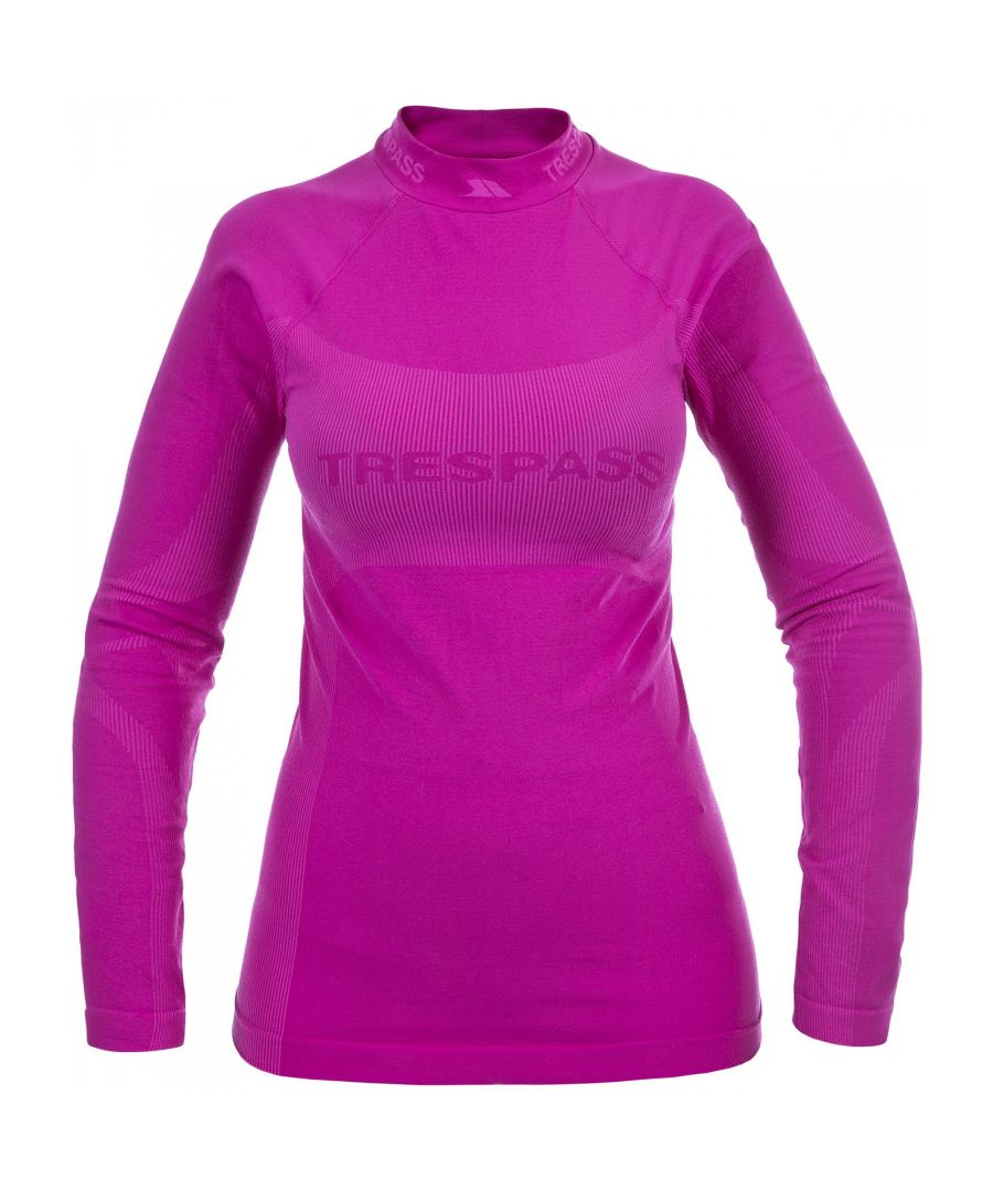 Image for Trespass Womens/Ladies Endeavor Long Sleeve Baselayer Top