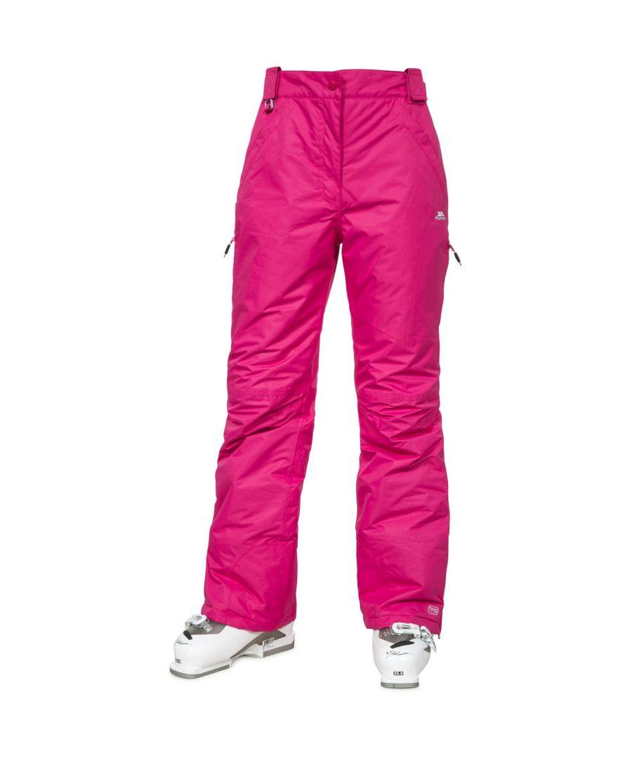 Image for Trespass Womens/Ladies Lohan Waterproof Ski Trousers