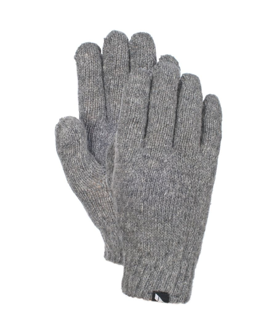 Image for Trespass Women/Ladies Manicure Knitted Gloves