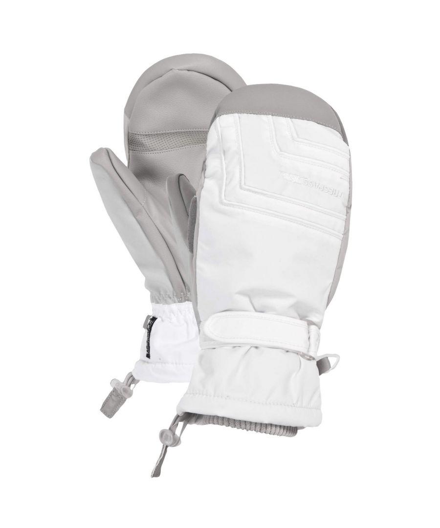 Image for Trespass Women/Ladies Getter Winter Ski Mitt / Gloves