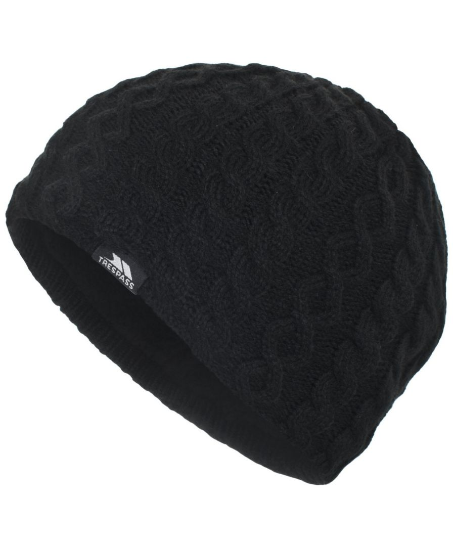 Image for Trespass Womens/Ladies Kendra Beanie Hat