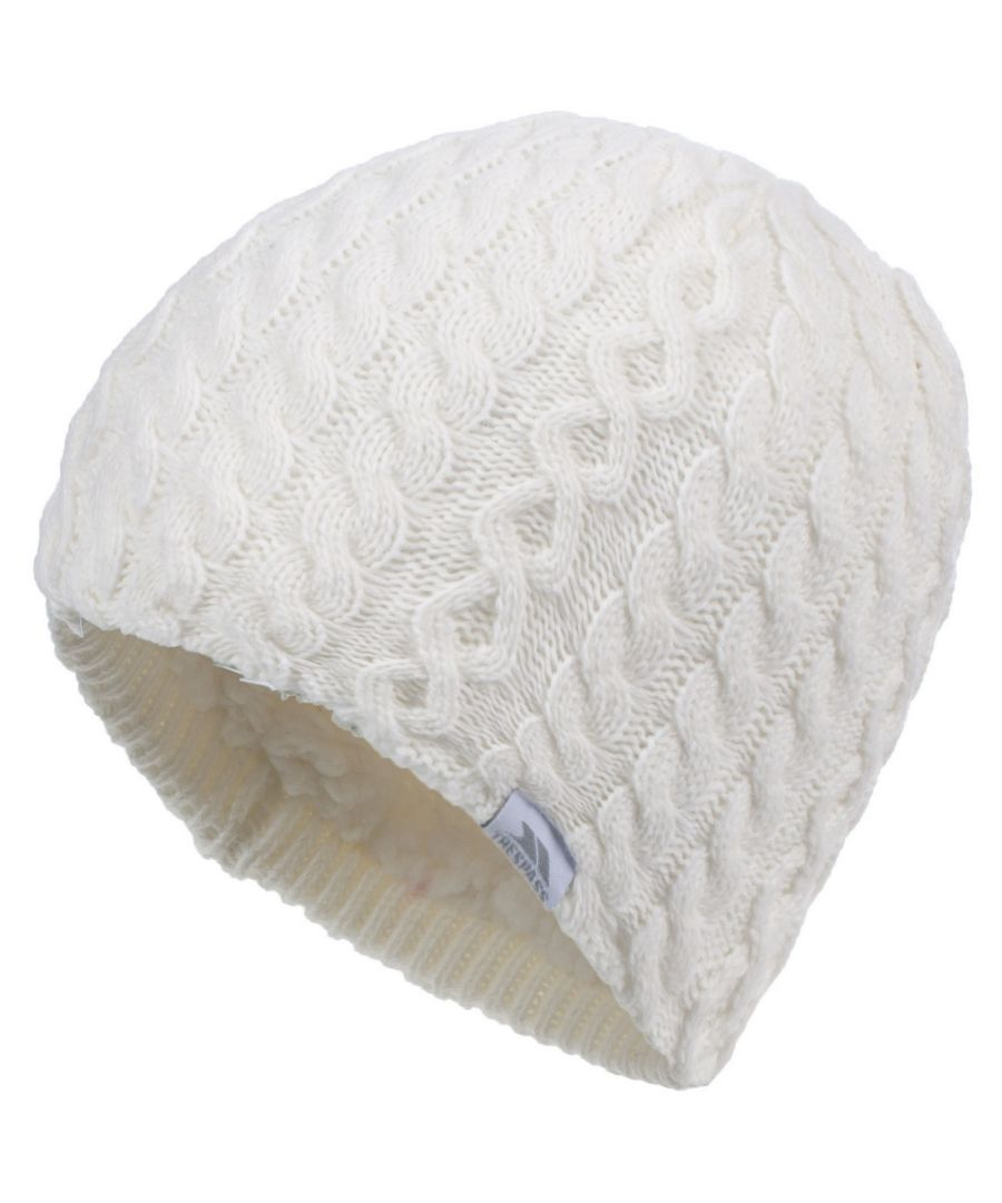 Image for Trespass Womens/Ladies Kendra Beanie Hat
