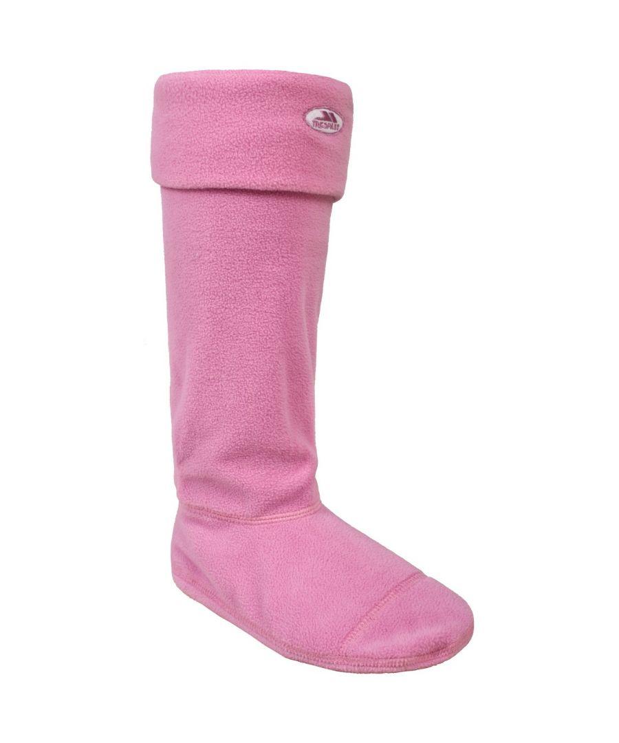 Image for Trespass Womens/Ladies Snookie Wellington Socks