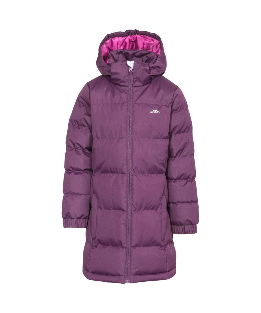 Image for Trespass Childrens Girls Tiffy Padded Jacket