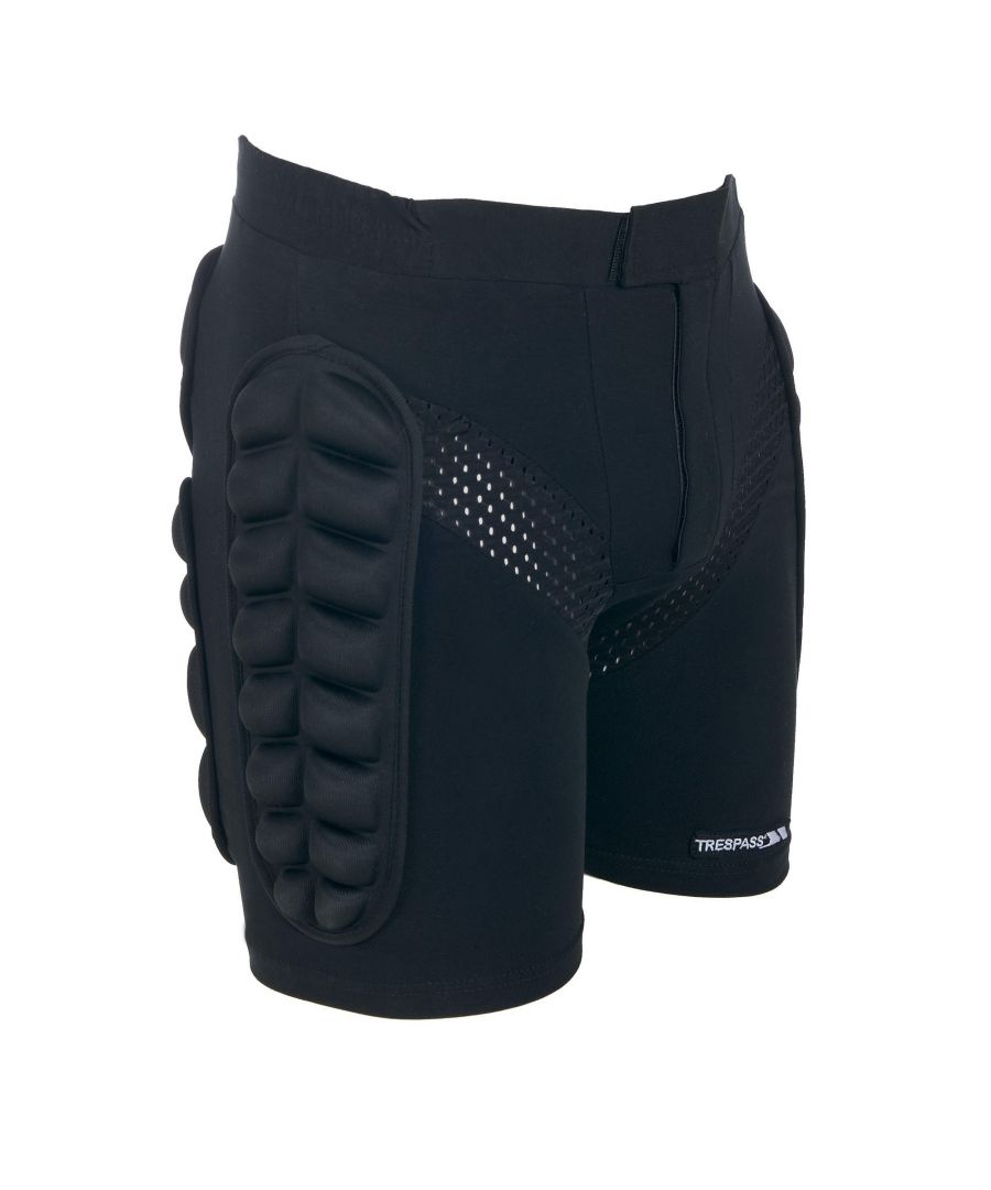 Image for Trespass Mens Impact Padded Impact Shorts