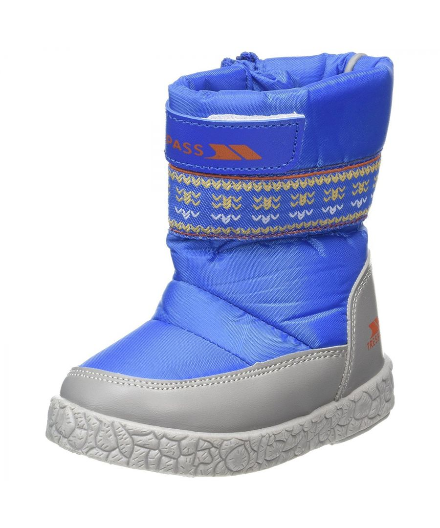 Image for Trespass Toddlers Boys Alfred Winter Snow Boots