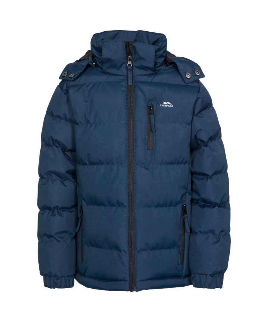 Image for Trespass Kids Boys Tuff Padded Winter Jacket
