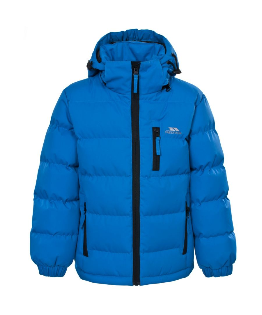 Image for Trespass Kids Boys Tuff Padded Winter Jacket