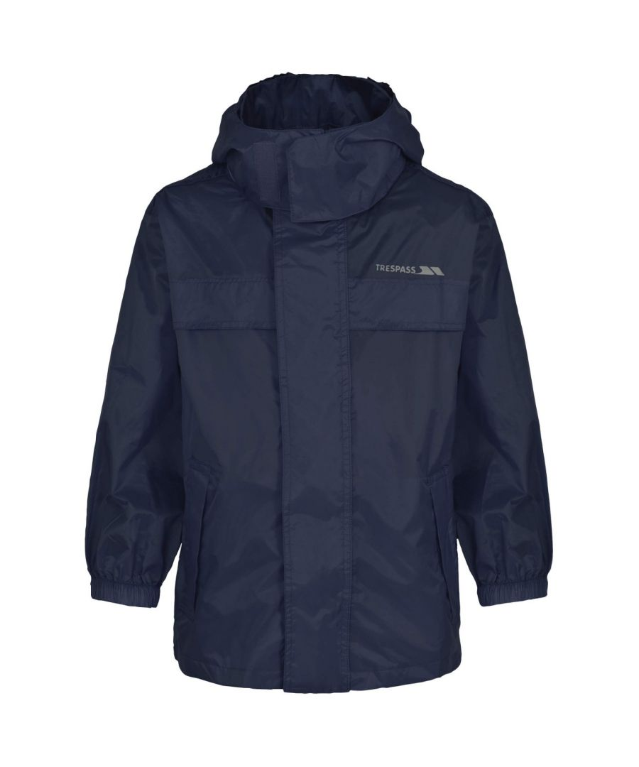 Image for Trespass Kids Unisex Packa Pack Away Waterproof Jacket