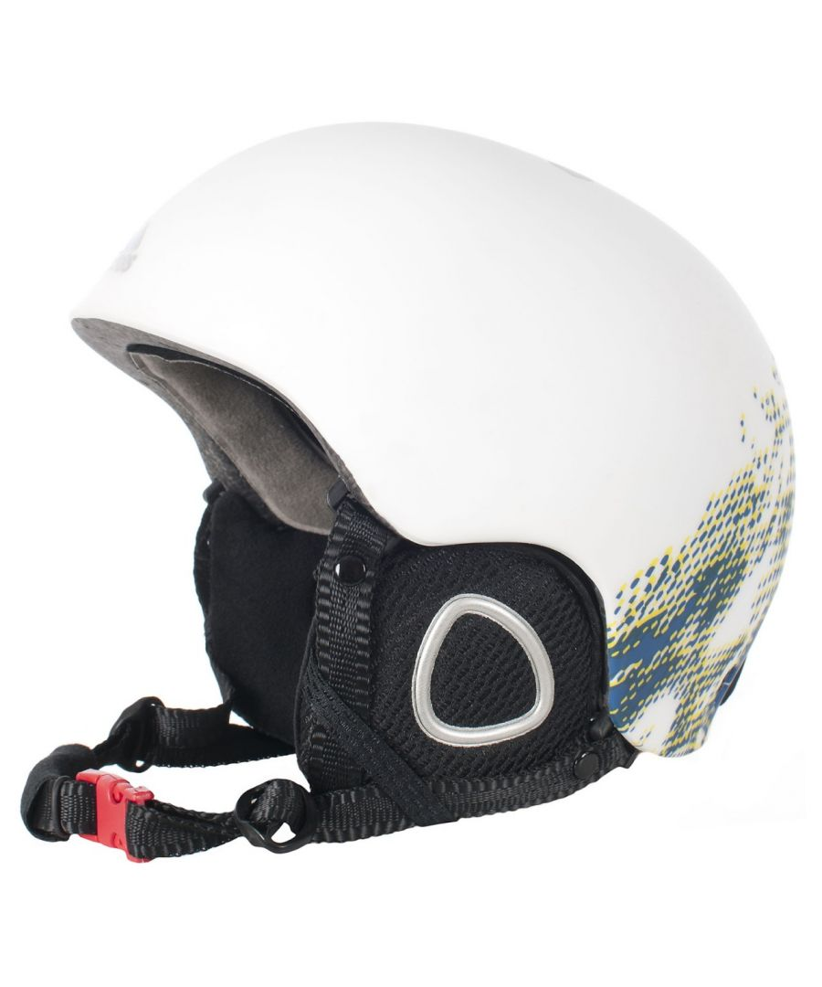 Image for Trespass Adults Coffey Snow Sport Ski Helmet