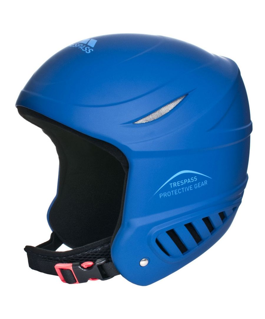 Image for Trespass Kids Unisex Belker Snowsport Ski Helmet (Blue)