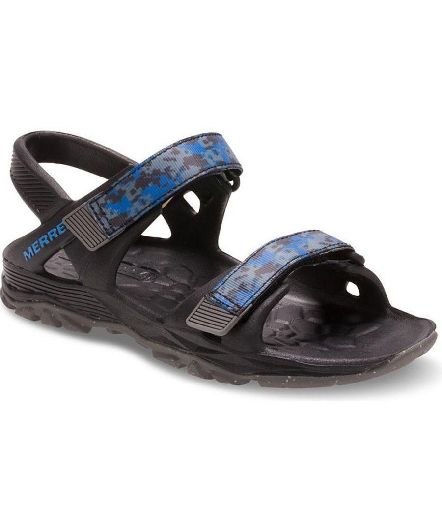 Image for Merrell Boys Hydro Drift Casual Slingback Summer Beach Sandals