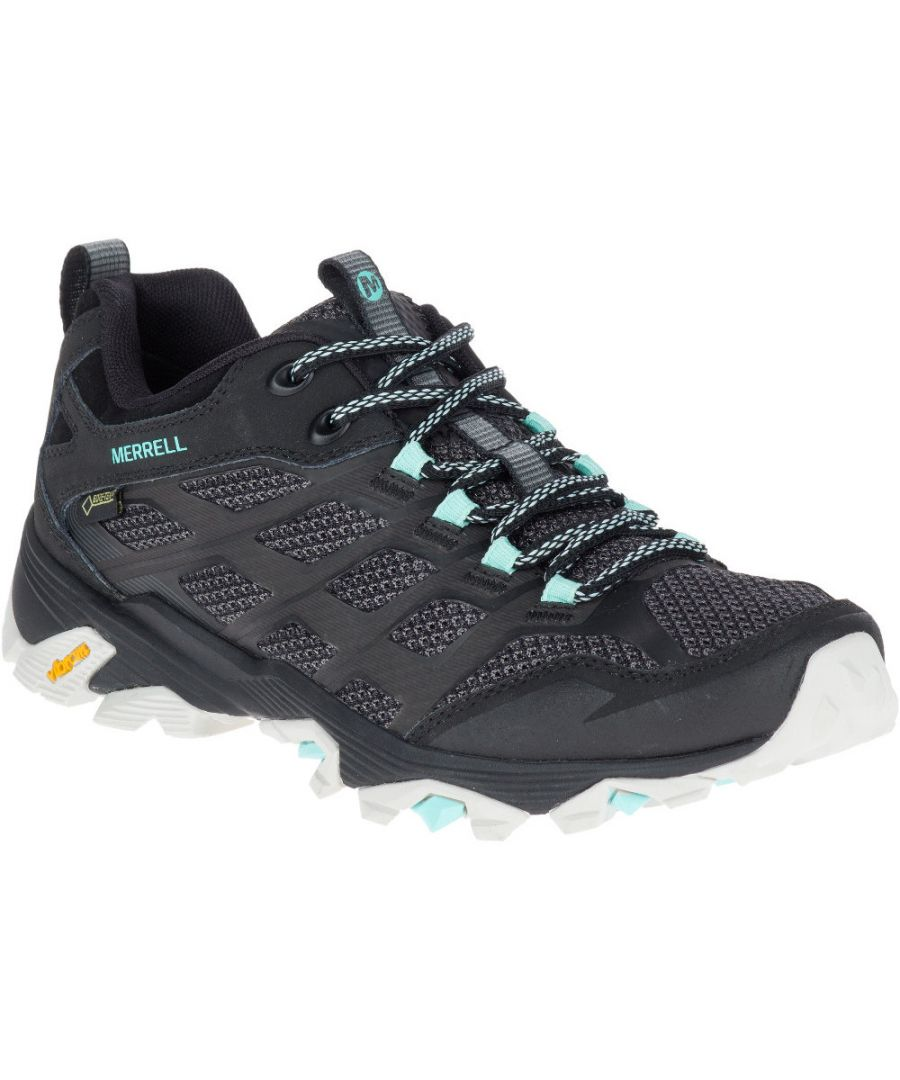 Image for Merrell Womens/Ladies Moab FST GTX Waterproof Breathable Walking Shoes