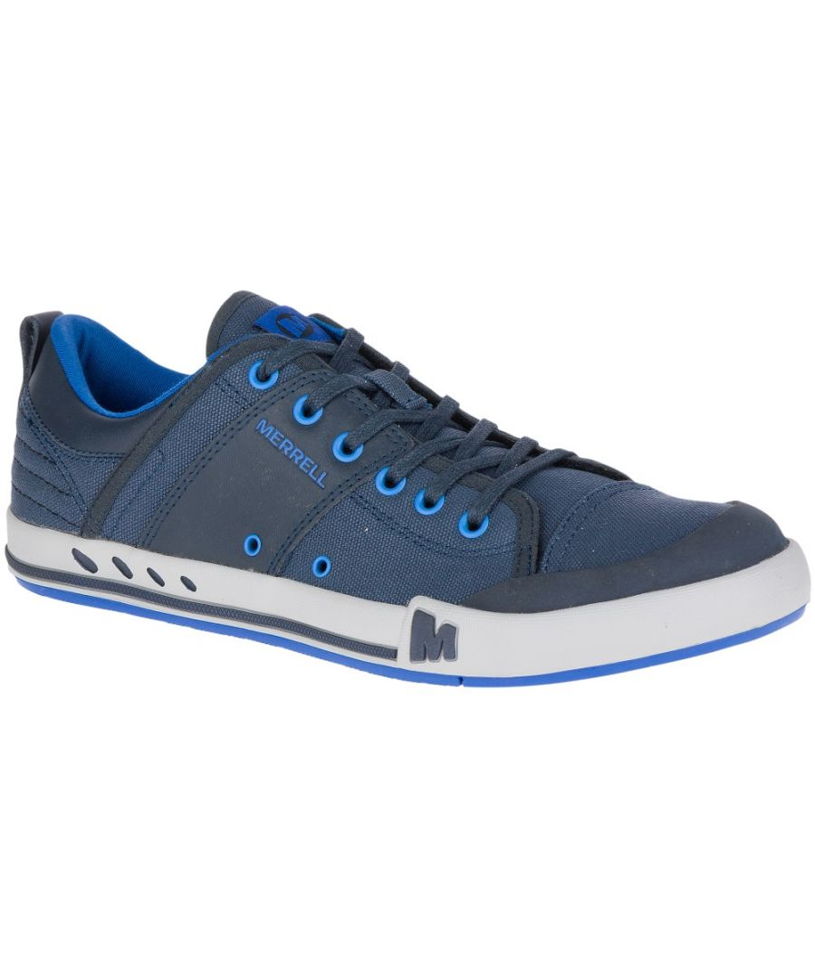 Image for Merrell Mens Rant Breathable Canvas Classic Urban Casual Sneakers