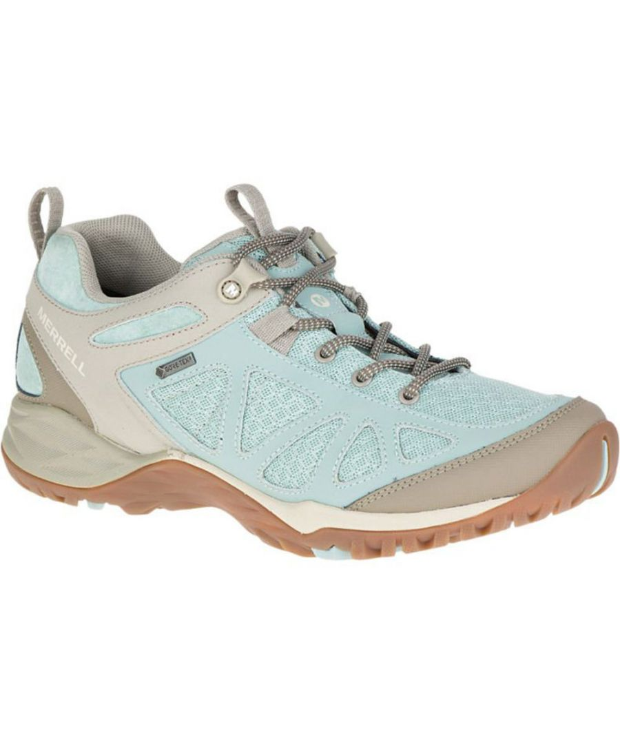 Image for Merrell Womens/Ladies Siren Sport Q2 GTX Goretex Leather Walking Shoes