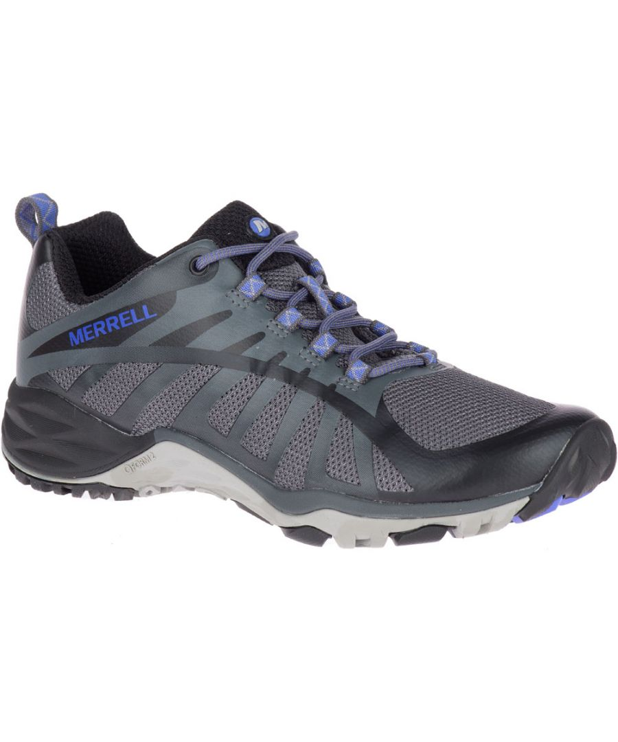 Image for Merrell Womens/Ladies Siren Edge Q2 Synthetic Comfort Walking Shoes