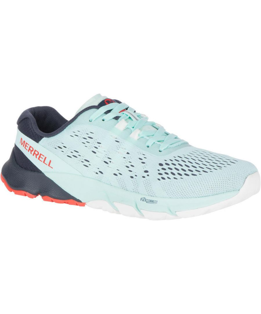 Image for Merrell Womens Bare Access Flex 2 E-Mesh Running Trainers