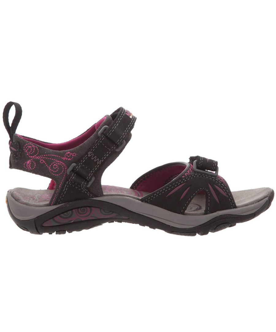 Image for Merrell Womens Siren Strap Two Strap Adjustable Sandals