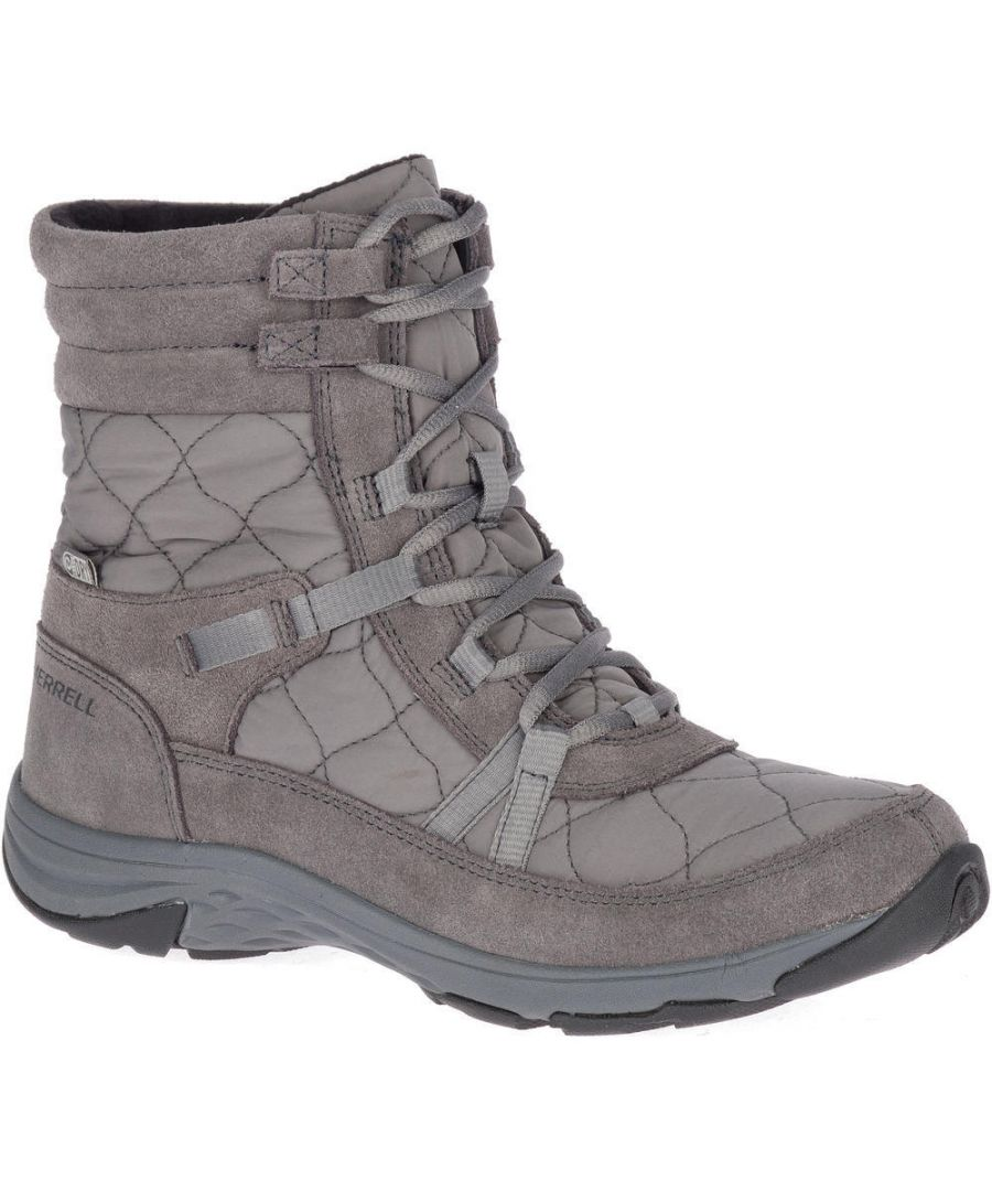 Image for Merrell Womens Approach Nova Mid Waterproof Winter Boots