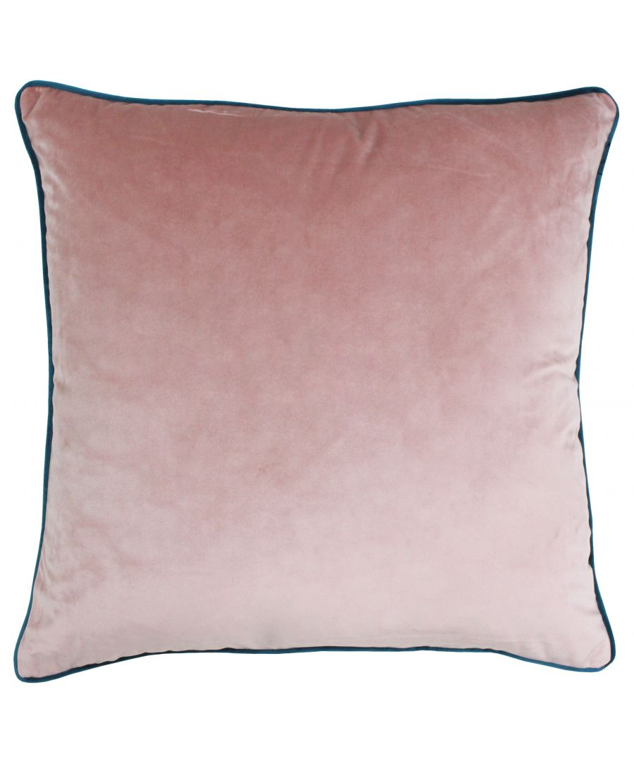 Image for Meridian 55X55 Poly Cushion Blh/Tea