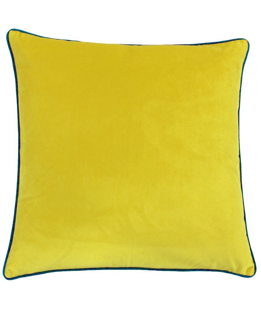 Image for Meridian 55X55 Poly Cushion Cyl/Tea