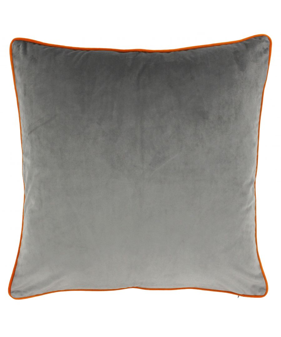 Image for Meridian 55X55 Poly Cushion Gry/Cle