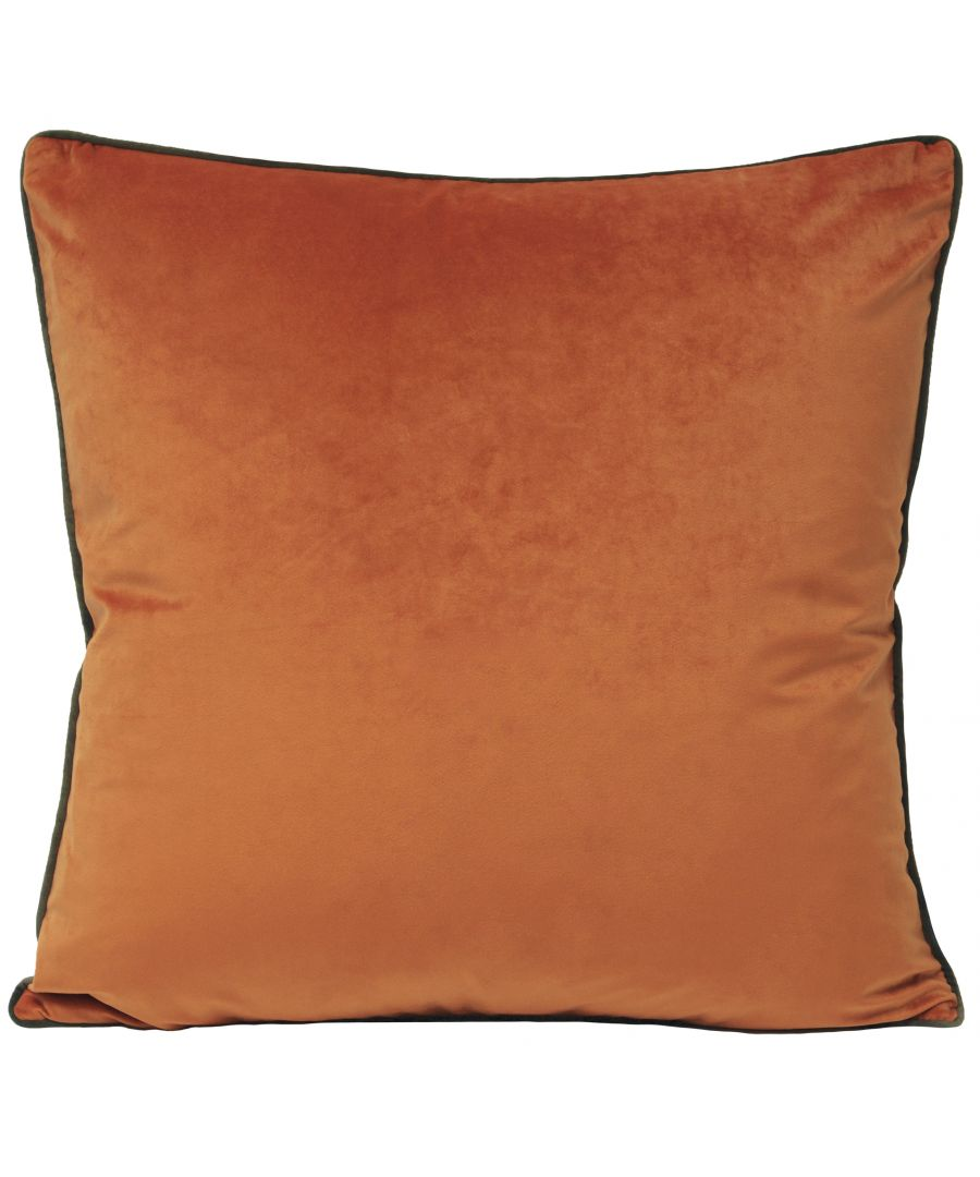 Image for Meridian 55X55 Poly Cushion Pum/Moc