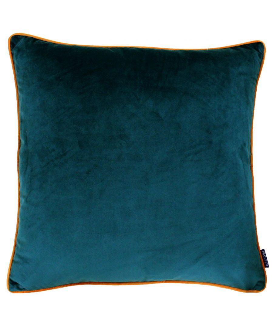Image for Meridian 55X55 Poly Cushion Tea/Tig