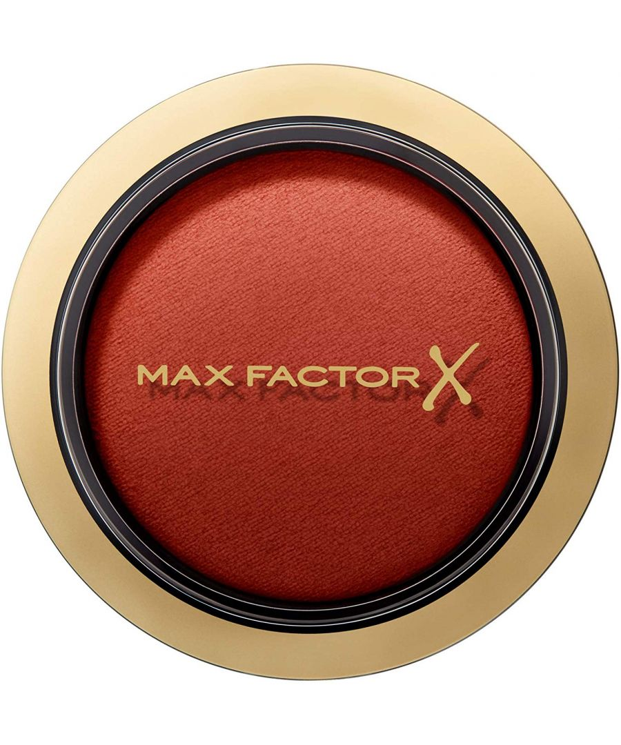 Image for Max Factor Crème Puff Blush - 55 Stunning Sienna
