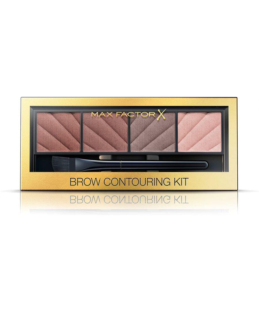 Image for Max Factor Brow Contouring Kit - Dark