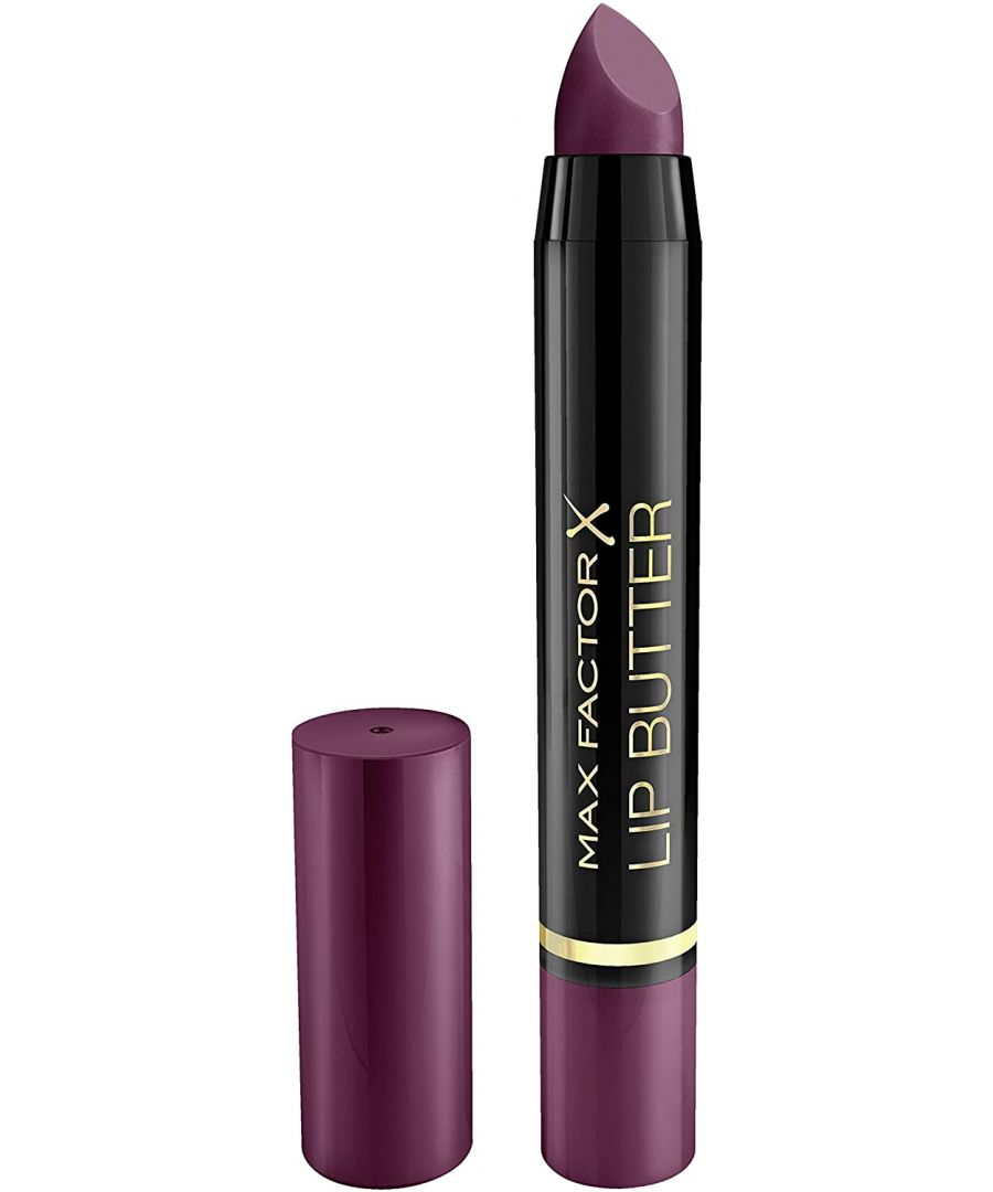 Image for Max Factor Lip Butter - 112 Matte Perfect Plum