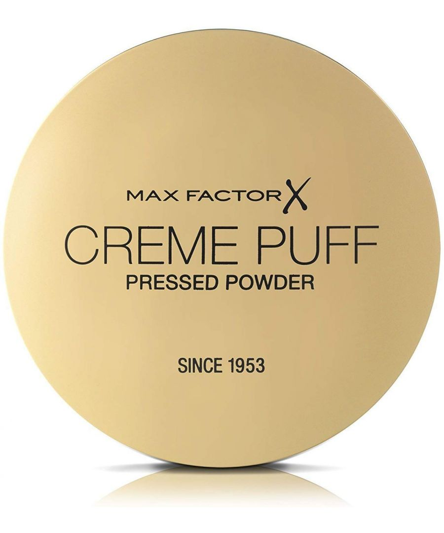 Image for Max Factor Creme Puff Face Powder 21g Sealed - 55 Candle Glow