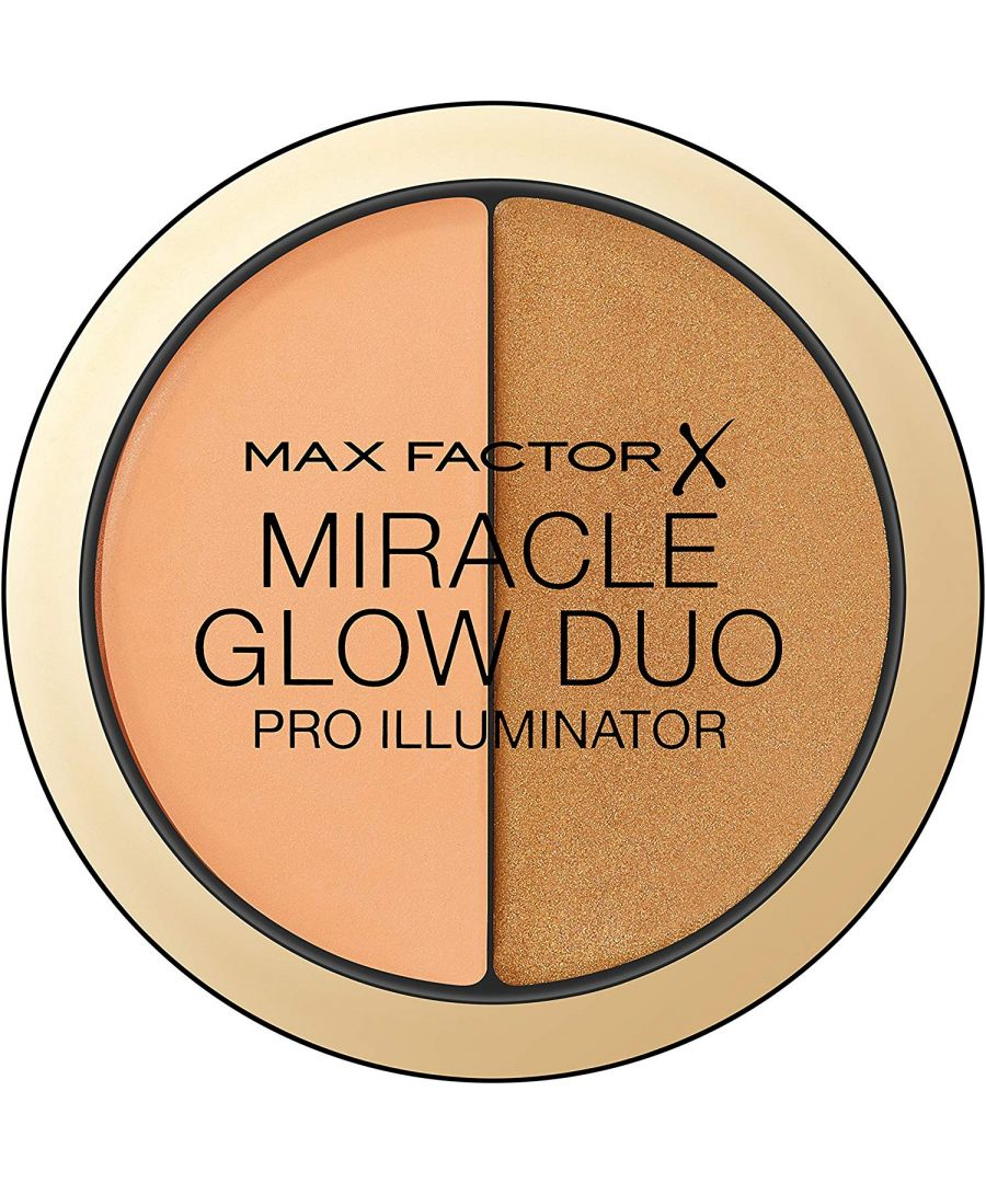 Image for Max Factor Miracle Glow Duo Pro Illuminator - 30 Deep