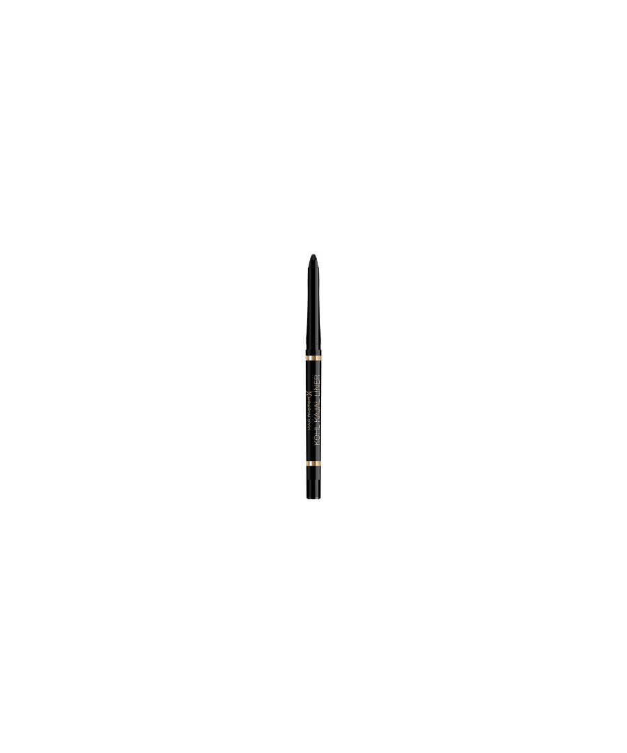 Image for Max Factor Kohl Kajal Eyeliner Automatic Pencil - 001 Black