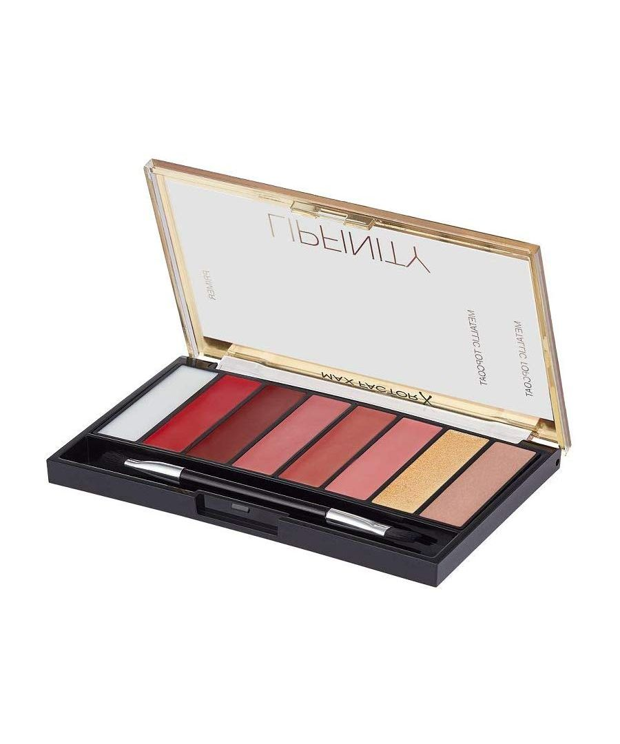 Image for Max Factor Lipfinity Palette 12g - 04 Reds