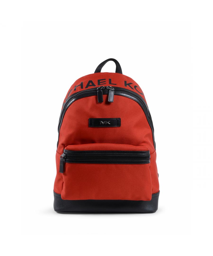 Image for Michael Kors Mens Backpack Red 37F9LKSB2C CRIMSON
