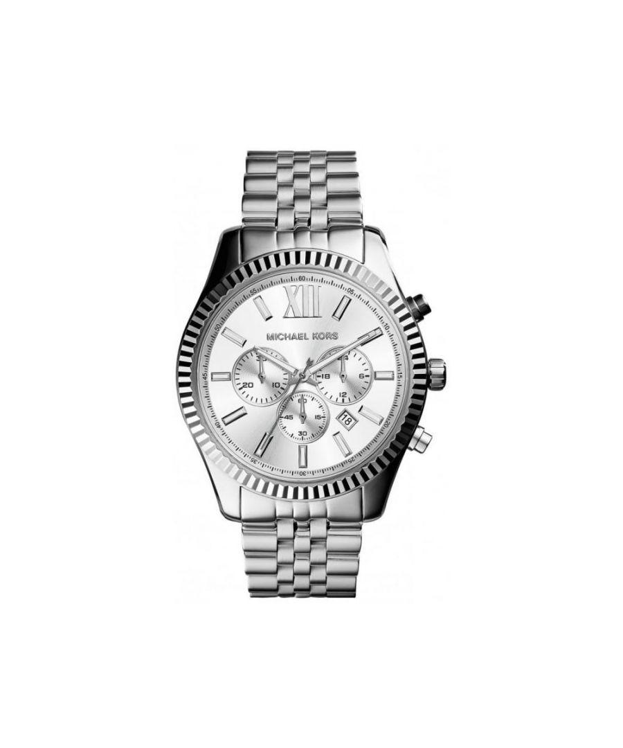 Image for Michael Kors Mens' Lexington Watch MK8405