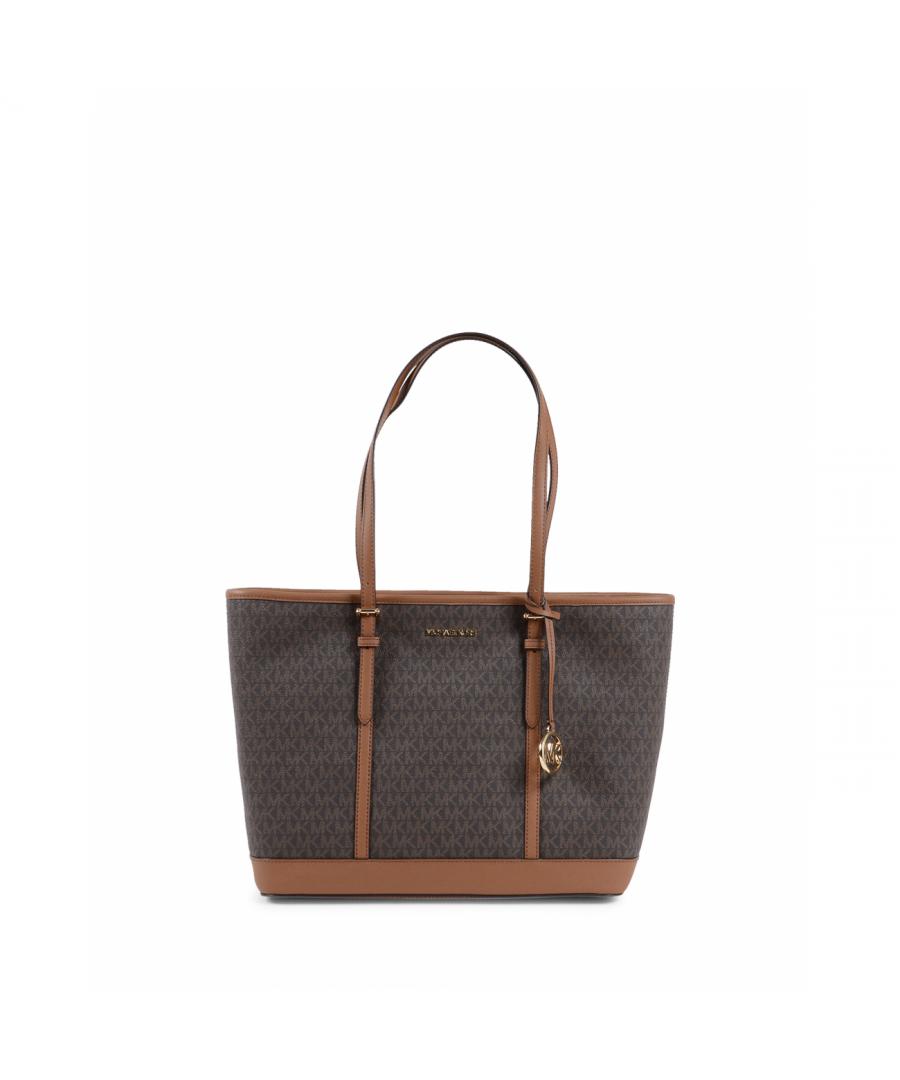 Image for Michael Kors Womens Handbag Brown 39T0GTVT3V BROWN